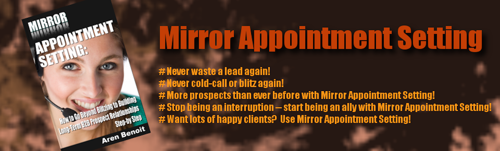 Aren Benoit | Mirror Appointment Setting